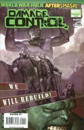 World War Hulk Aftersmash: Damage Control (2008)