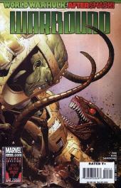 World War Hulk Aftersmash: Warbound (2008)