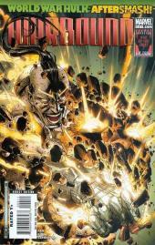 World War Hulk Aftersmash: Warbound (2008) -4- Issue 4