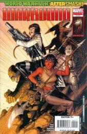 World War Hulk Aftersmash: Warbound (2008) -5-  Issue 5