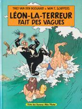 Léon-la-terreur (Léon Van Oukel) -4- Léon-la-terreur fait des vagues
