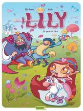 Lily -2- Le peintre fou