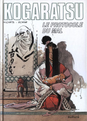 Kogaratsu -12- Le protocole du Mal