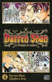 Darren Shan -4- La Montagne des vampires
