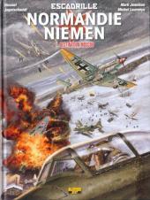 Escadrille Normandie Niemen -1- Destination Moscou