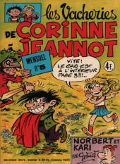 Les vacheries de Corinne à Jeannot -5- Le coffre