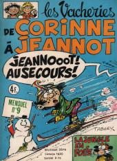Les vacheries de Corinne à Jeannot -9- La marelle maléfique