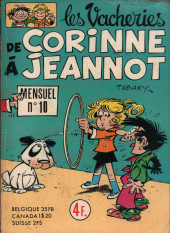 Les vacheries de Corinne à Jeannot -10- Le dissolvant malfaisant
