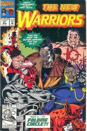 New Warriors (The) (1990) -21- The folding circle