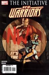 New Warriors (2007) -1- Defiant