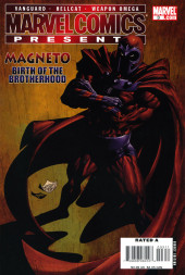 Marvel Comics Presents (2007) -3-  Magneto, Birth Of The Brotherhood