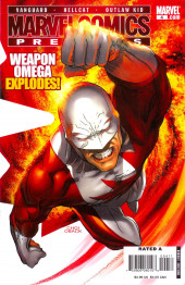 Marvel Comics Presents (2007) -4-  Weapon Omega Explodes !