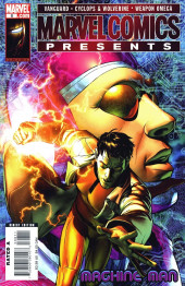 Marvel Comics Presents (2007) -8-  Machine Man