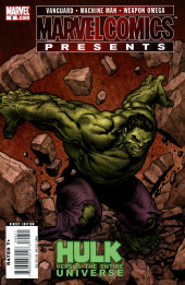 Marvel Comics Presents (2007) -9-  Hulk Versus The Entire Universe