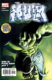 Incredible Hulk (The) (Marvel comics - 2000) -58- Hide in plain sight: braind dead