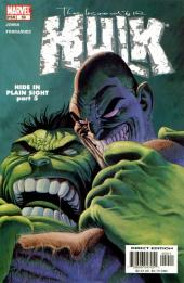 Incredible Hulk (The) (Marvel comics - 2000) -59- Hide in plain sight
