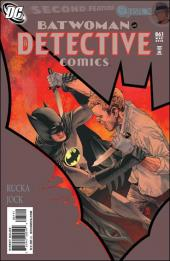 Detective Comics (1937) -861- Cutter part 1