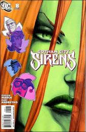 Gotham City Sirens (2009) -8- No title
