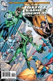 Justice League of America (2006) -41- No title