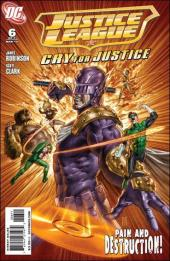 Justice League: Cry for justice (2009) -6- The game