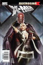 X-Men Legacy (2008) -232- Earth give up your dead part 2
