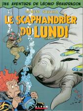 Léonid Beaudragon -3- Le scaphandrier du lundi