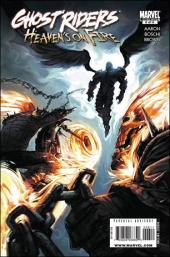 Ghost Riders: Heaven's on Fire (Marvel - 2009) -6- Heaven's on fire part 6 : if you can't lower heaven, raise hell