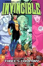 Invincible (2003) -INT07- Three's company