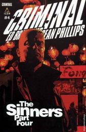 Criminal: The Sinners (2009) -4- The Sinners #4