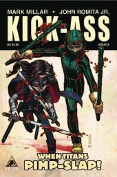 Kick-Ass (2008) -8-  Kick-ass #8