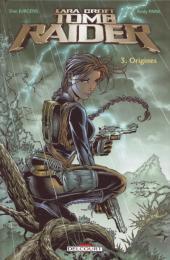 Tomb Raider -3- Origines