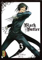 Black Butler -3- Black Ninja