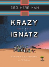 Krazy & Ignatz (2002) -INT13- 1943-1944: He Nods in Quiescent Siesta