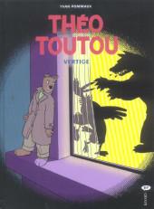 Les enquêtes de Théo Toutou -4- Vertige