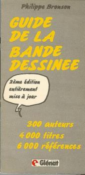 (DOC) Encyclopédies diverses -61986- Guide de la bande dessinée