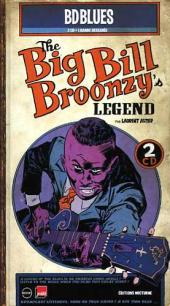 BD Blues -12- The Big Bill Broonzy's Legend