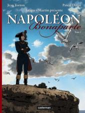 Jacques Martin présente -4- Napoléon Bonaparte - Tome 1
