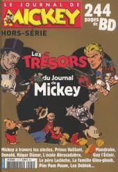 Les trésors du journal de Mickey -1- Numéro 1