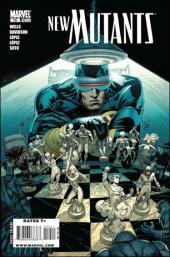 New Mutants (2009) -10- International incident
