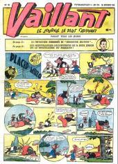 Vaillant (le journal le plus captivant) -81- Vaillant