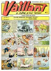 Vaillant (le journal le plus captivant) -87- Vaillant