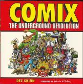 (DOC) Various studies and essays - Comix - The Underground Revolution