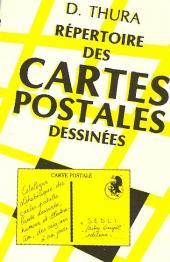 (DOC) Encyclopédies diverses - Répertoire des cartes postales dessinées