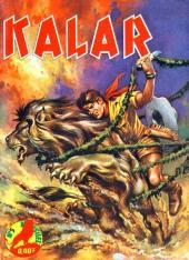 Kalar -5- Le cimetière des dieux