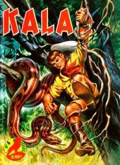 Kalar -6- Le monstre de la jungle