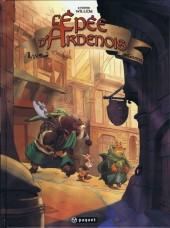 L'Épée d'Ardenois -1- Garen