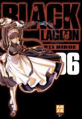 Black Lagoon -6- Volume 6