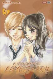 A romantic love story -5- Tome 5