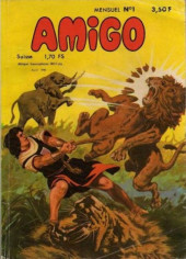 Amigo (2e Série) -1- Capitaine Amigo