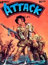 Attack (1re série) -1- Repli sur Dunkerque